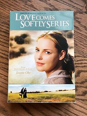 Love Comes Softly Series, Volume 1 DVD 3 Disc Set Excellent Condition!