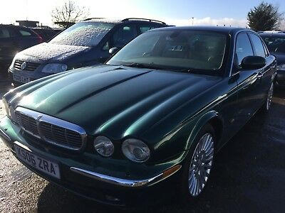 2006 Jaguar Xj 2.7 Tdvi Sovereign -Spares Or Repair, Requires New Engine,