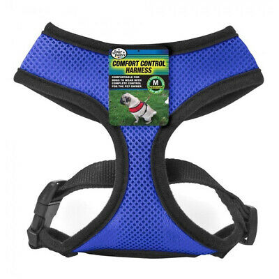 FOUR PAWS - Comfort Control Harness Medium Blue - 1 Harness