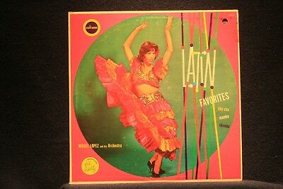 MIGUEL LOPEZ:Latin Favorites:Mary Tyler Moore Cover Latin on Near Mint Vinyl LP