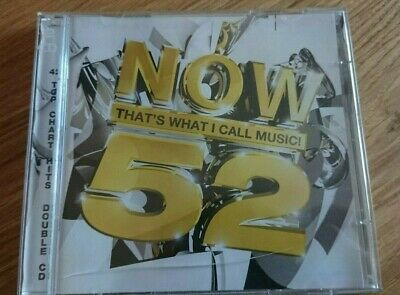 Various Artists : Now Thats What I Call Music! 52 CD