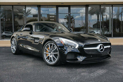 "2016 Mercedes-Benz AMG GT AMG GT 2dr Coupe S '16 Mercedes Benz AMG GT-S,503 HP,Ceramic Brakes,19""&20""Wheels,Exclusive Int Pkg"