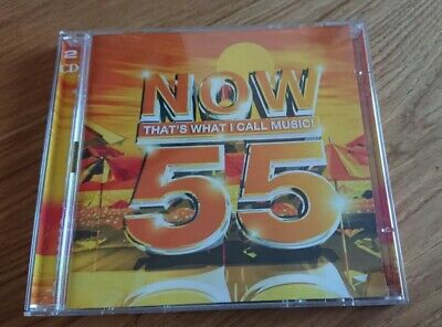 Various Artists : Now That's What I Call Music! 55 CD