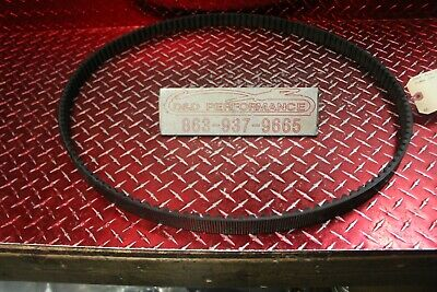 2005 Harley Dyna Low Rider Oem Drive Belt In Good Condition Dlr3