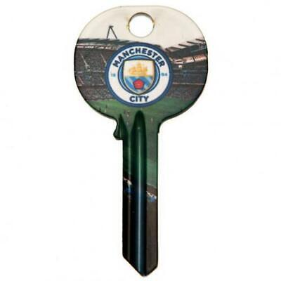 Manchester City Fc Man City Door Key - Get Cut To Size