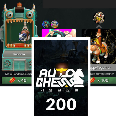 Buy Dota2 Auto Chess 200 Candy Official website CD Key