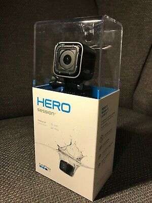 GoPro Hero Session HD Aktionskamera - Schwarz (CHDHS-102-DE)