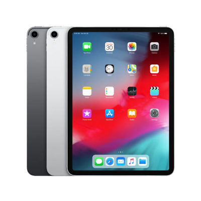 Apple iPad Pro 11 Zoll (2018) 256GB Wi-Fi + Celluar Space Gray  NEU ✅ OVP ❤️ #5