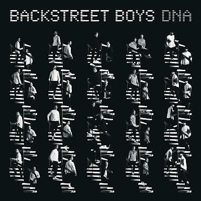 DNA by Backstreet Boys (CD)