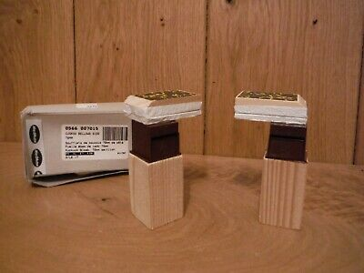 Medmaw Pair of 70mm Cuckoo Bellows boxed (011)