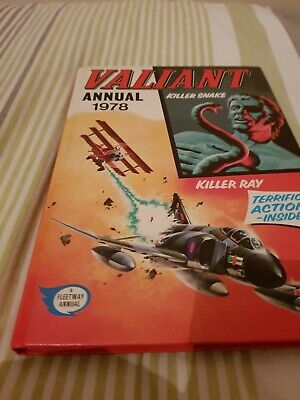 Valiant Annual 1978