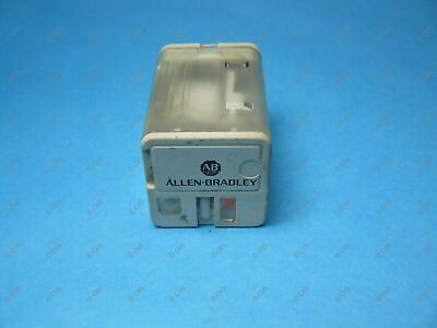 Allen Bradley 700-HA32A1 Series A Relay 8 Pin Octal DPDT 10 Amp 120 VAC Used