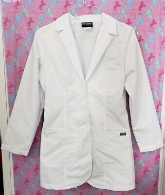 New Greys Anatomy White Lab Coat