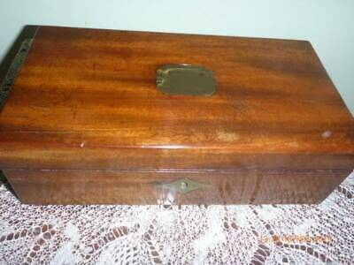 Antique Stationery Writing Box Travelling Campaign