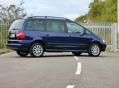 Vw sharan 7 seater 1.9 tdi diesel auto automatic 2005