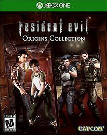 Resident Evil Origins Collection (Microsoft Xbox One, 2016)