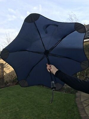 BLUNT XS METRO Blue Umbrella