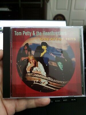 Tom Petty & The Heartbreakers - Greatest Hits - CD - VERY GOOD CONDITION