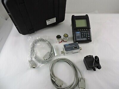 BIRD 5000-EX Handheld Digital RF Power Meter - 90 Day Warranty