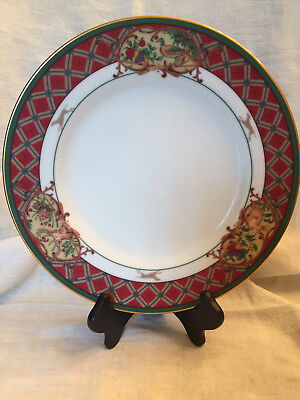 Noritake Royal Hunt Dinner Plate 10 1/2 inch, Tartan Plaid