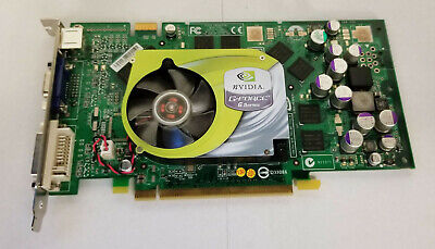 DELL NVIDIA GEFORCE 6800 256MB PCI-E DVI GRAPHICS CARD ONLY P//N 0R7240 NEW