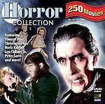 Horror Collection 250 Movie Box Set DVD Rare OOP Cult Gore Classic Vincent Price