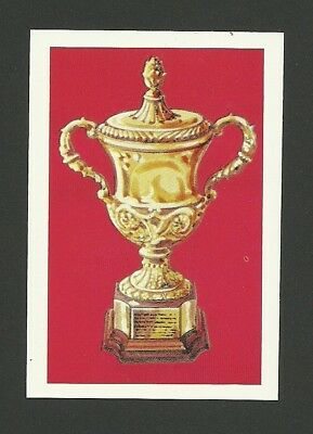 Show Jumping Prince of Wales Cup 1979 Colgate Sport Trophy Card MINT