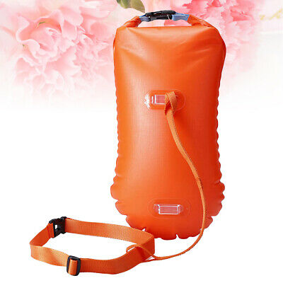 1PC Swim Buoy Light Safety Ultralight Dry Bag for Snorkelers Surfers Triathletes