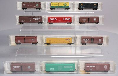 MicroTrains N Scale Freight Cars: 27260, 31050, 20080, 20026, 20062, Etc [12] LN