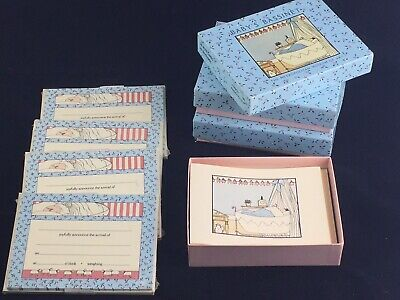 MMA Metropolitan Museum of Art Baby Announcements (40) & Note Cards (60)