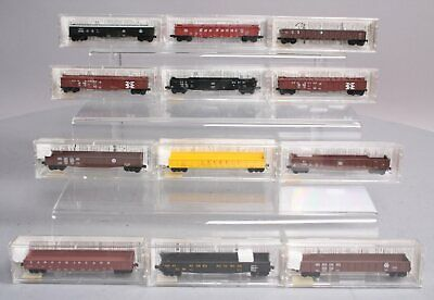 MicroTrains N Scale Freight Cars: 62040, 46340, 46070, 106010, 63010, Etc [12]
