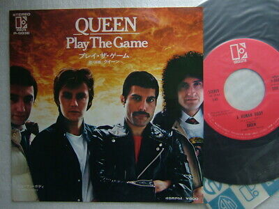 Queen Play The Game / Japan 7Inch