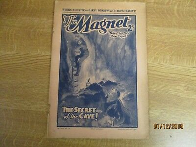 April 29th 1939, THE MAGNET, 1628, Billy Bunter's Own Paper, Frank Richards.