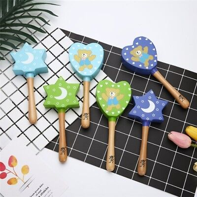 Early Education Instrume Creative Baby Rattles Toys Grab Game Hand Bell Music ND