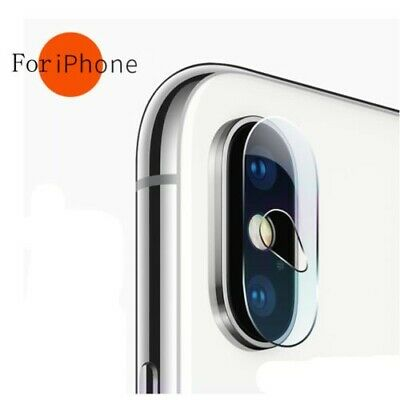 Tempered Glass Screen Protector - Back Camera of iPhone XS Max XR  X 8 7 Plus /L