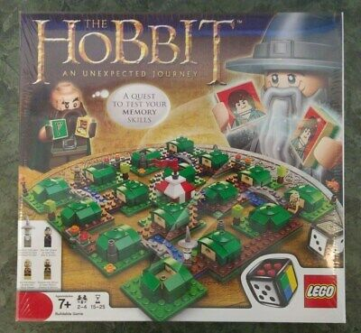 The Hobbit Lego 3920 An Unexpected Journey  **New /& Retired** Games