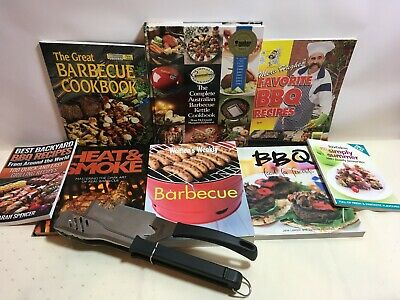 BBQ Cookbooks Weber Complete Australian Barbecue Kettle Cookbook BBQ For Friends