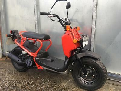 Honda Zoomer Rare Cracking Classic Moped Only 1600 Miles £3895 Offers Px Trials