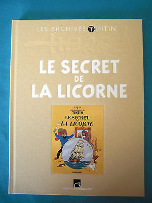 "The Archive Of Tintin "" The Secret Of The Unicorn "" Binding Fabrics"