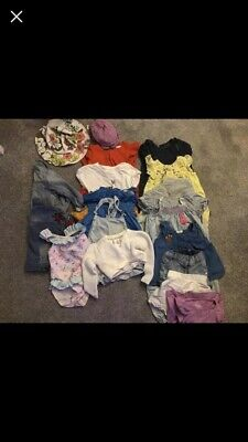 baby girl clothes bundle 12-18 months