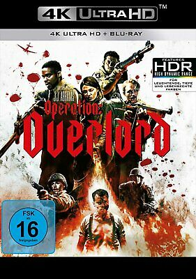 Operation: Overlord - 4K Ultra HD # UHD+BLU-RAY-NEU