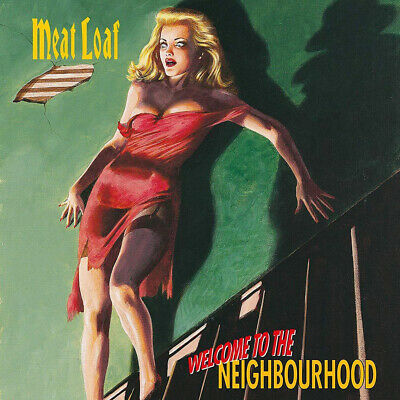 MEAT LOAF - WELCOME TO THE NEIGHBOURHOOD, 2019 EU 180G vinyl 2LP + DOWNLOAD, NEW