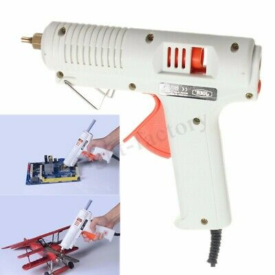 150W Electric Heating Hot Melt Glue Gun Adjustable Temperature Repair Tool AU