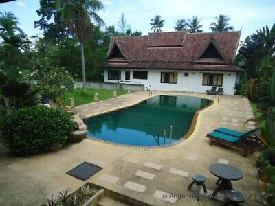 I am looking to exchange my two 3 bed villas in Koh Samui for property in the uk