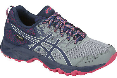 250e9533aacd0 Asics Gel Sonoma 3 Gtx T777N-020 Women's Trail Running Shoes Jogging  Trainers