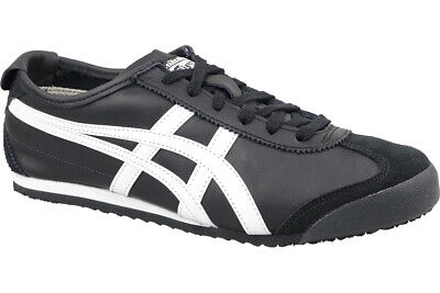 lowest price d0d6e 750fc ASICS ONITSUKA TIGER Mexico 66 Dl408-9001 Men's Classic Vintage Sneakers