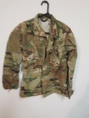 ARMY OCP SCORPION W2 MULTICAM  top jacket COMBAT 30 regular excellent condition