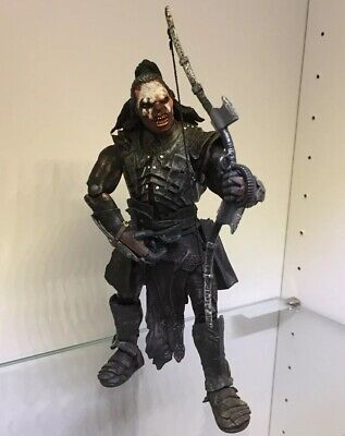 Toybiz Lord Of The Rings Lurtz Figure - Complete.