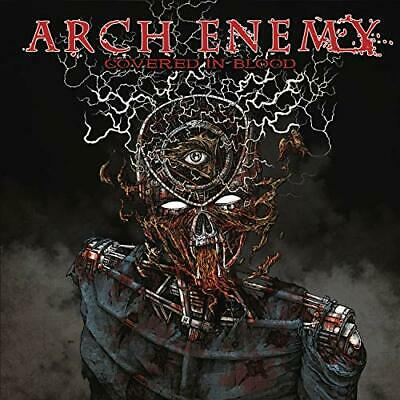 Arch Enemy-Covered In Blood Cd New