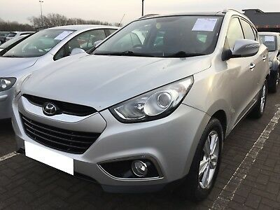 2011 Hyundai Ix35 1.7 Crdi Premium 2Wd - 1F/owner, 1/2 Leather, Pan Roof, Nice!!